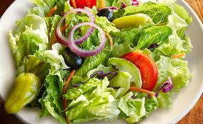 Olive Garden salad near Pigeon Forge