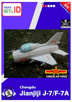 Chibi Chengdu J-7 (PLAAF)