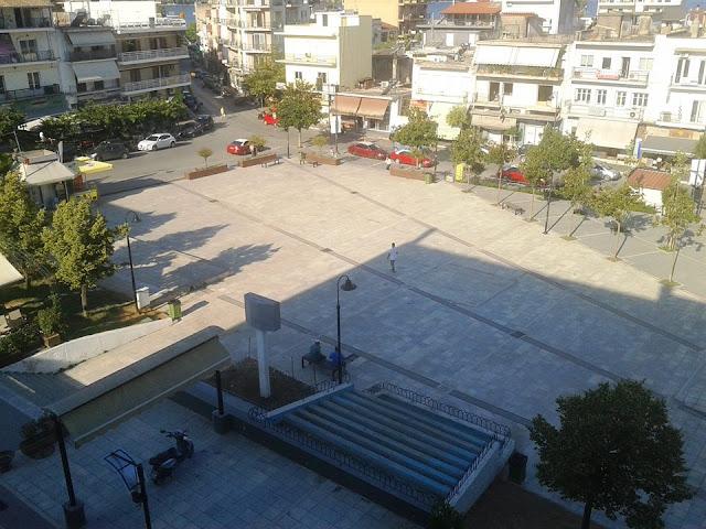 Ηγουμενίτσα: Ενοικιάζεται κατάστημα στην πλατεία Δημαρχείου