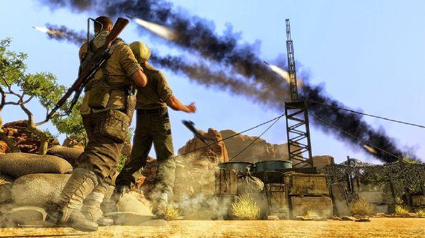 Sniper Elite 3 PC gameplay