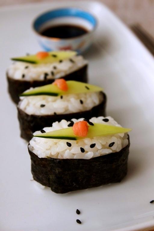 суши гункан