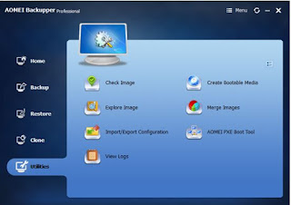 The simplest PC backup software : AOMEI Backupper Professional