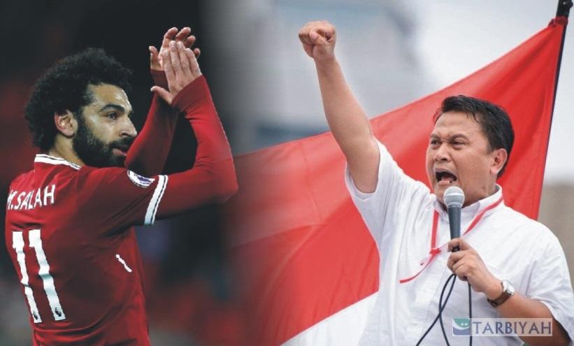 PKS belajar dari bintang liverpool Mohamed Salah