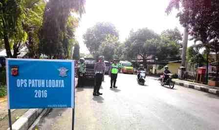Polres Subang Gelar Oprasi Patuh Lodaya 2016 Selama 14 Hari