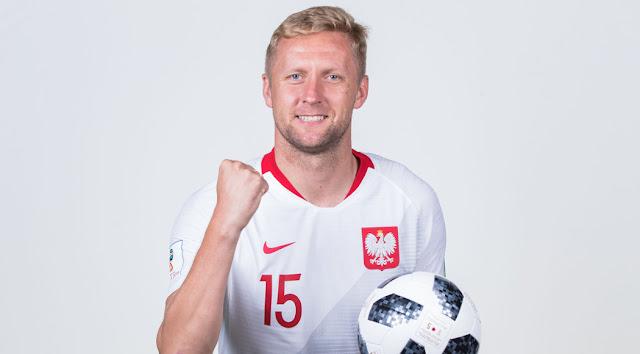 Glik di bangku cadangan untuk Polandia
