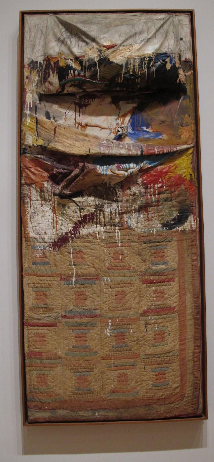 Judith I Bridgland Favourite Paintings Rauschenberg S