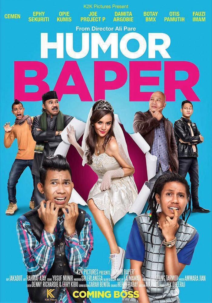 Download Film Humor Baper DVDRip Full Movie Gratis