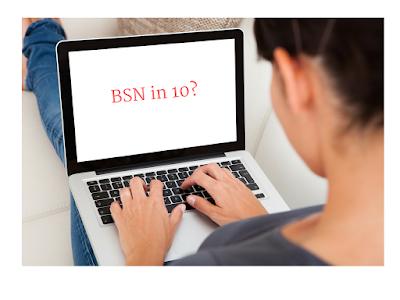 BSN in 10?