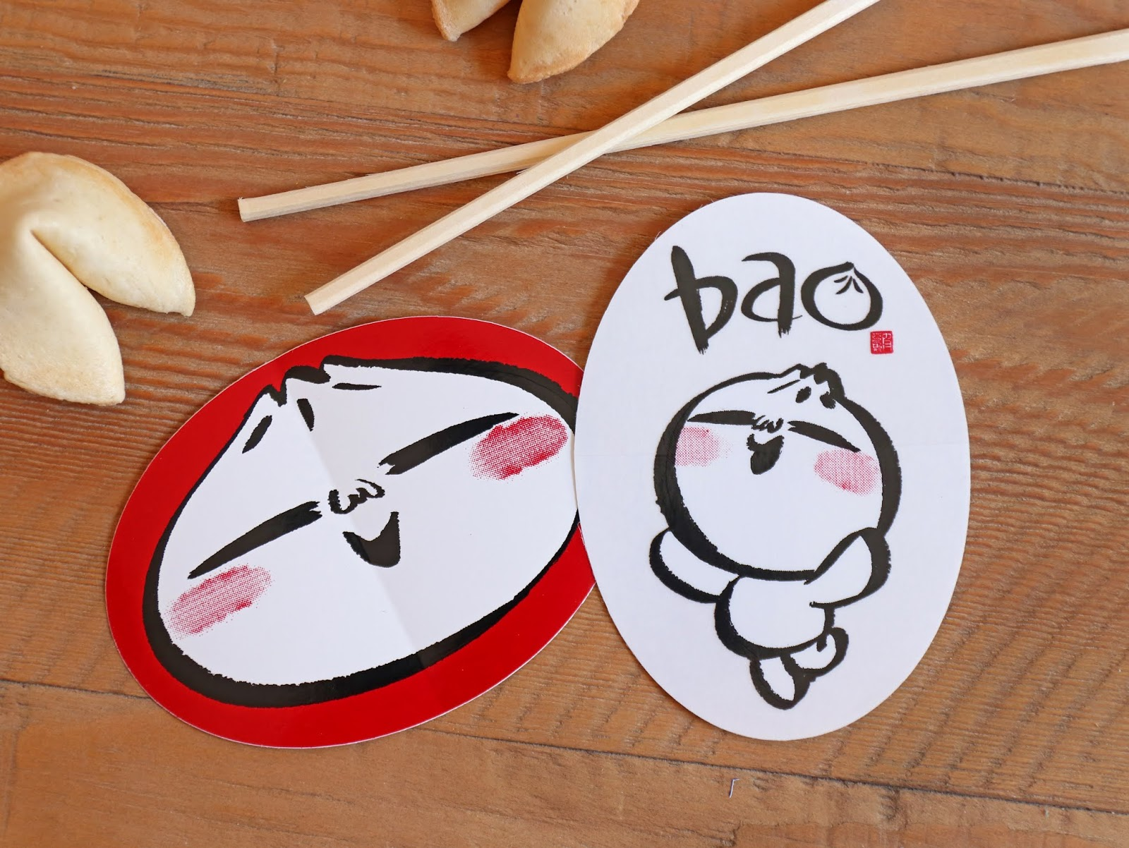 pixar bao stickers