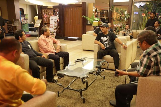 SIWO PWI Pusat Dukung Kalsel Tuan Rumah PON 2024