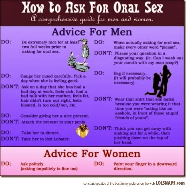 how to oral sex women