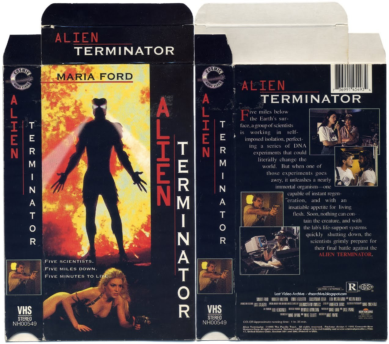 Alien Terminator Free Download