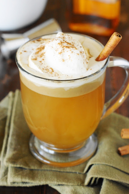 How to Make Hot Buttered Rum - The Kitchen is My Playground