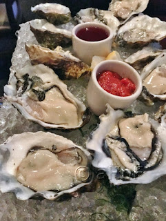 Ken's Raw Oyster Dinner at Palisade