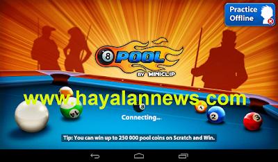 Tutorial dapatkan banyak coins gratis game 8 ball pool sesukamu