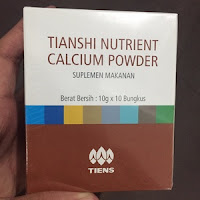 Tiens NHCP Nutrient Calcium Powder