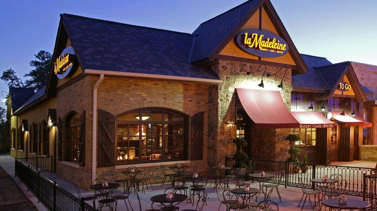 Orlando culinair la madeleine country french caf for Mercedes benz of orlando millenia mall
