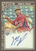 2015 Topps Gypsy Queen Autographs #GQA-MF Maikel Franco