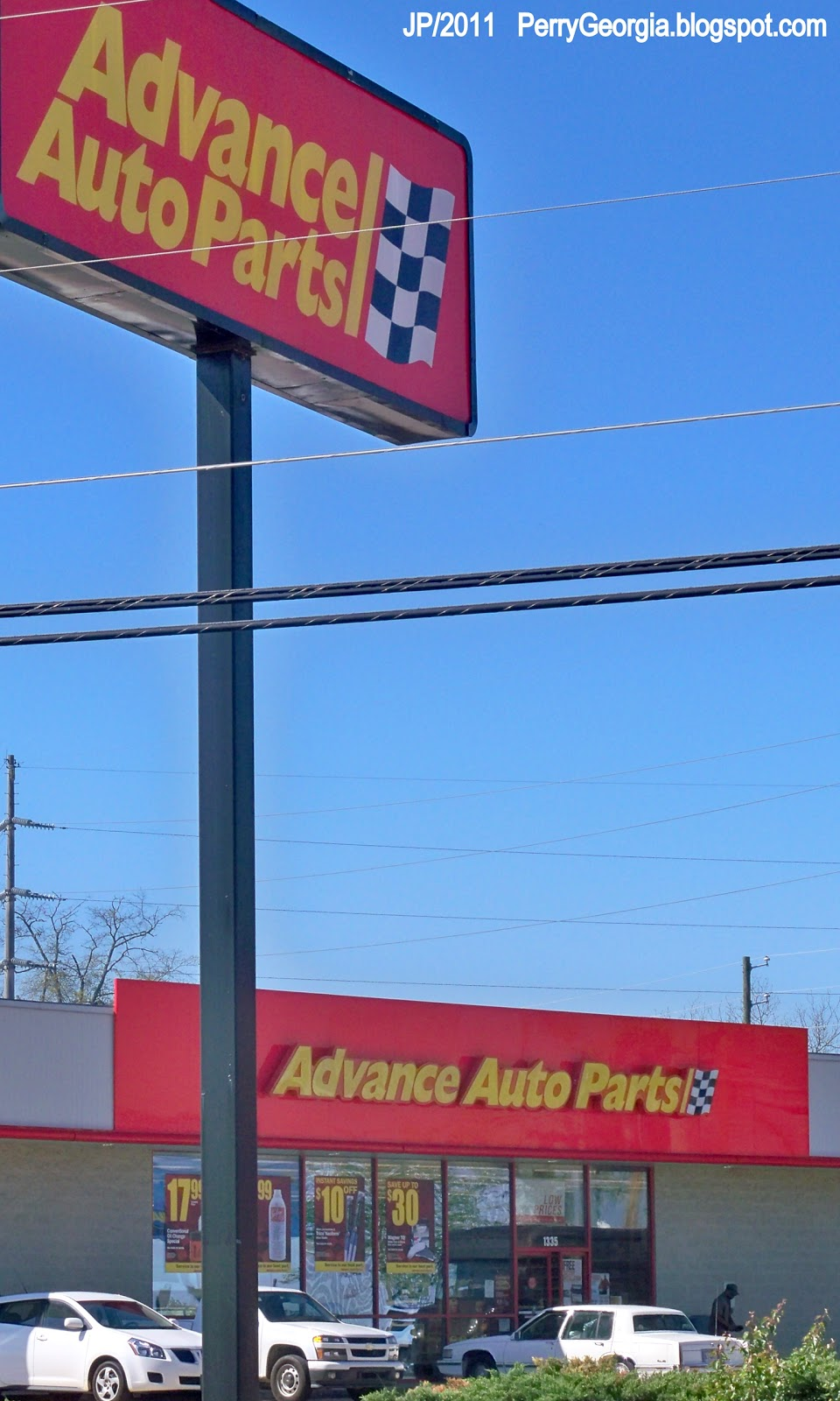 Advance Auto Parts Number >> PERRY GEORGIA Houston Restaurant Hotel Dr.Hospital ...