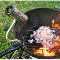 ventilateur qui permet de réussir votre barbecue