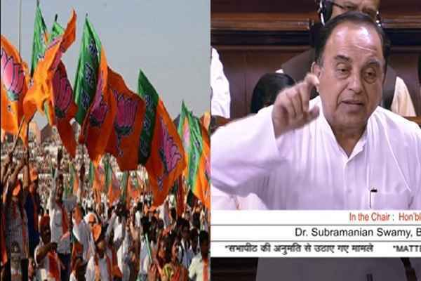 subramanian-swamy-predicted-bjp-will-win-gurdaspur-in-2019-again
