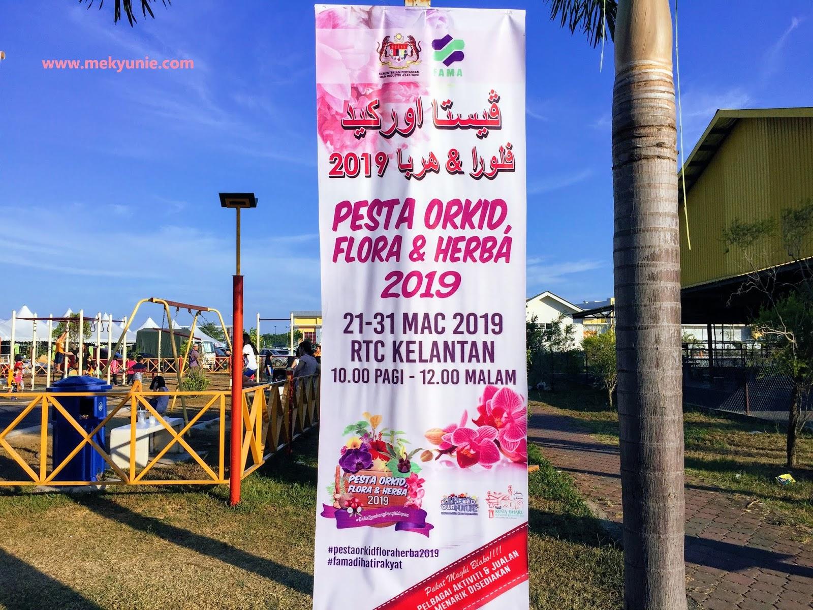 Pesta Orkid Kelantan 2019 Queenbee By Mek