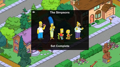 The Simpsons: Tapped Out V4.33.5 Mod Apk (Unlimited Money/Donuts)