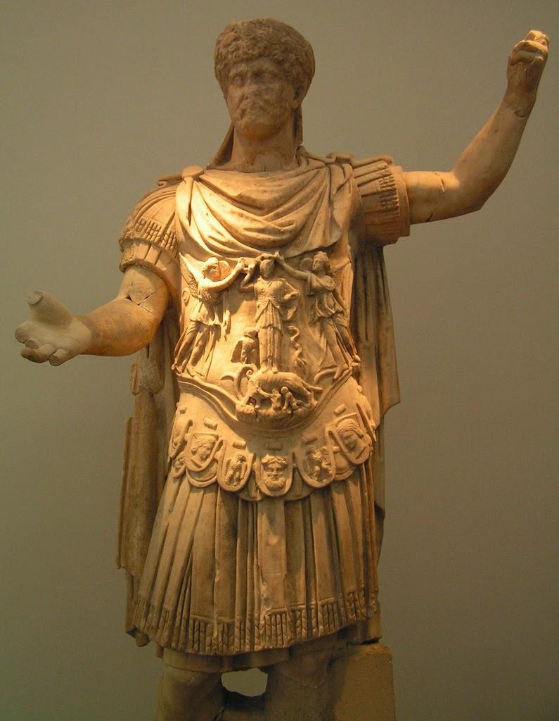 Αδριανός Ο  αυτοκράτορας που αγάπησε όσο κανείς άλλος την περίοδο εκείνη τον Ελληνικό πολιτισμό