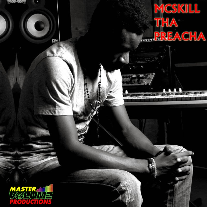 MCskill ThaPreacha - Run My Race [cover] Ft BurnaBoy image