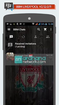 Preview BBM Liverpool V2.12.0.11