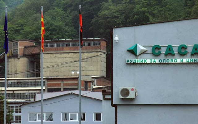 Central Asia Metals buys zinc mine in Macedonia