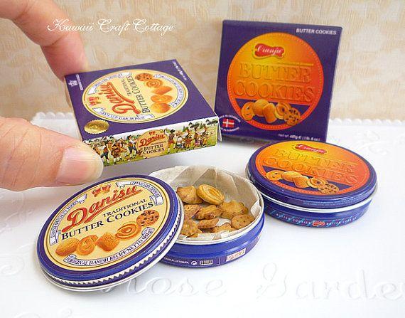 Pilihan Varian Danish Butter Cookies