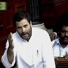 Rahul gandi challenge narendra modi