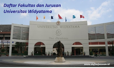 Daftar Fakultas dan Jurusan Universitas Widyatama
