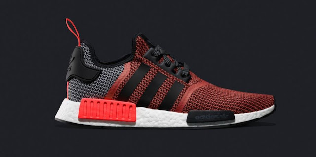 adidas Originals NMD Runner 1 red Black