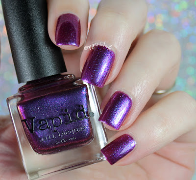 Vapid Nail Lacquer Nonsense | Curiouser & Curiouser Collection