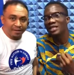 DaddyFreeze reacts after church evicted his guest for appearing on his show