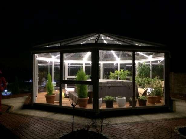 Modernistyczne tanie dizajnowanie: Ogród zimowy, czyli dlaczego w lecie piszę o zimie II22