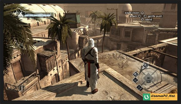 Assassin's Creed Gameplay Screenshot