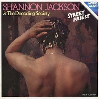 Ronald Shannon Jackson, Decoding Society, Street Priest