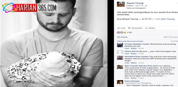 harian365.com - Dalam gambar hitam putih ini terkesan ayah yang sedang  membopong bayinya. Sang ayah menunduk, mulutnya terkatup.