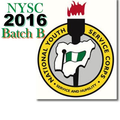 NYSC batch B Orientation