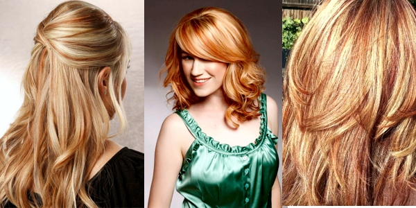 Strawberry Blonde Highlights! - The HairCut Web