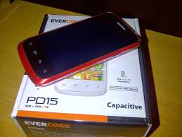 Spesifikasi Evercoss PD15 dan Harga Terbaru