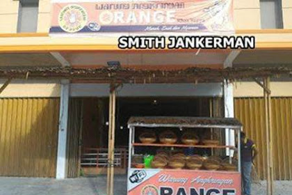 Lowongan Kerja Pekanbaru : Warung Angkringan Orange November 2017