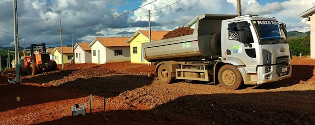 Mato Rico: Conjunto Habitacional Santa Rita será inaugurado nesta sexta