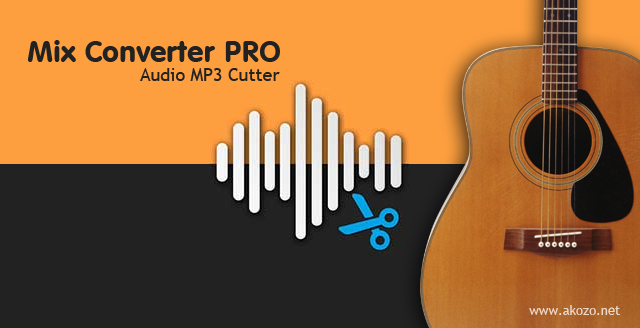 Audio MP3 Cutter Mix Converter PRO v1.61 Apk Terbaru Gratis
