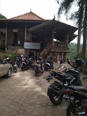 Lokasi Pondok Tahfidz Qur'an Darul Hidayah Lampung