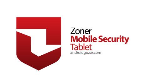 تطبيق الحماية Zoner Mobile Security - Tablet v1.9.0 النسخة المدفوعة