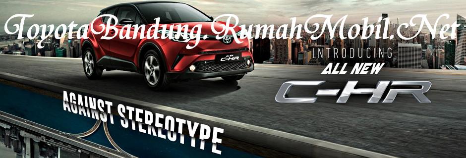 Toyota C-HR Bandung